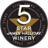 5 Star James Halliday Winery