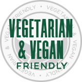 Vegetarian & Vegan Friendly